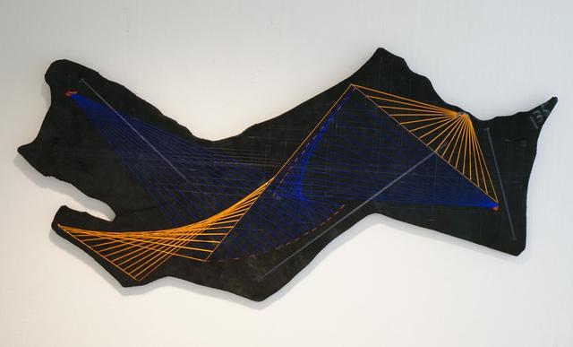 , 'Scrap Work No.44,' 2015, Frantic Gallery