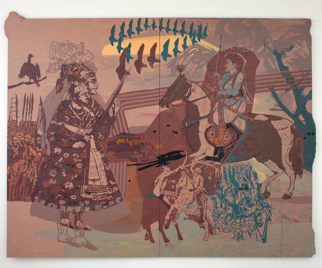 , 'Traitor of Faith [Plot #2 Shiraj & Mir],' 2012, Ota Fine Arts