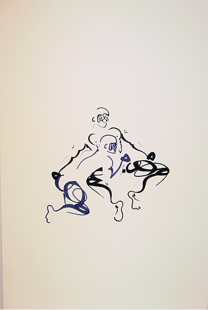 , 'Ah Min'el Aşk-ı Memnu,' 2005, Galeri Nev Istanbul