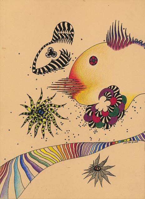 , 'untitled (PdG112),' 1960, Albert Merola Gallery