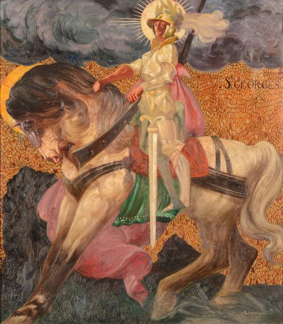 , 'Le Vainqueur (The Winner),' 1910, Mireille Mosler Ltd.