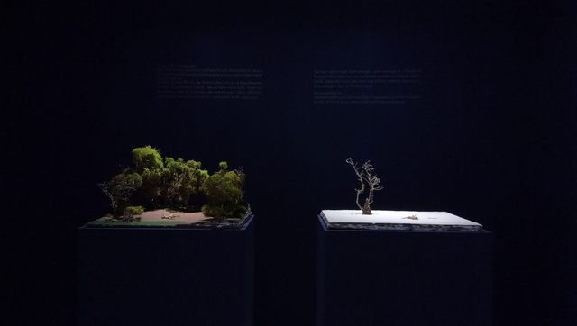 , 'The Last Deer in the Temple, The Last Deer in the Forest ,' 2017, Tang Contemporary Art