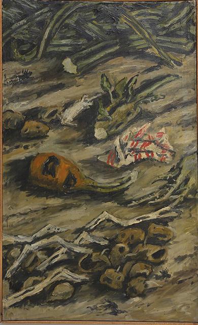 , 'Déchets 3,' 1952, Galerie Gabrielle Maubrie