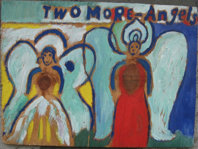 , 'Two More Angels,' 2012, Red Arrow Gallery