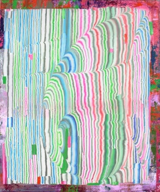 , 'p1761-Electronic Nostalgia,' 2017, Paik Hae Young Gallery