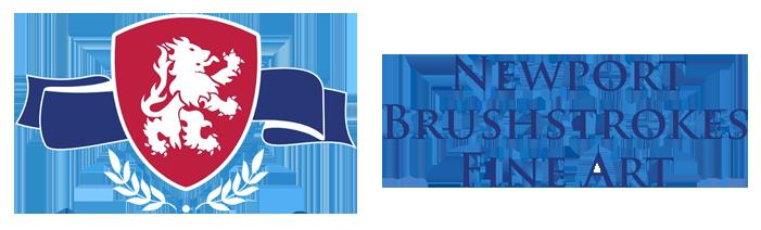 Newport Brushstrokes Fine Art