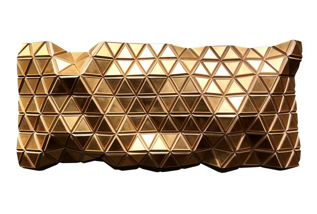 , 'Golden Karat,' 2018, DECORAZONgallery