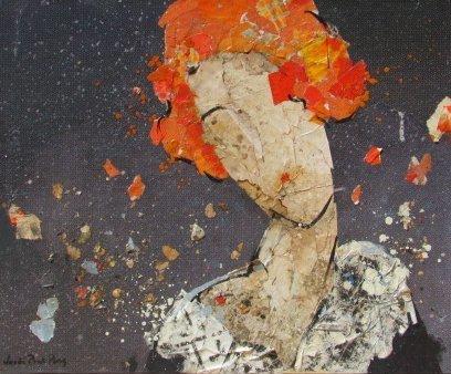 , 'Red Hair,' , Fann- A- Porter