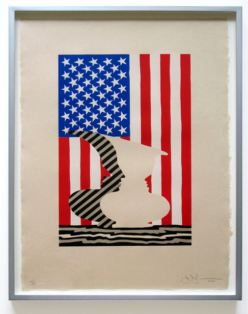 , 'Untitled (Flag & Vase),' 2000, Joseph K. Levene Fine Art, Ltd.