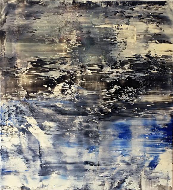 , 'Ice,' 2017, Madelyn Jordon Fine Art