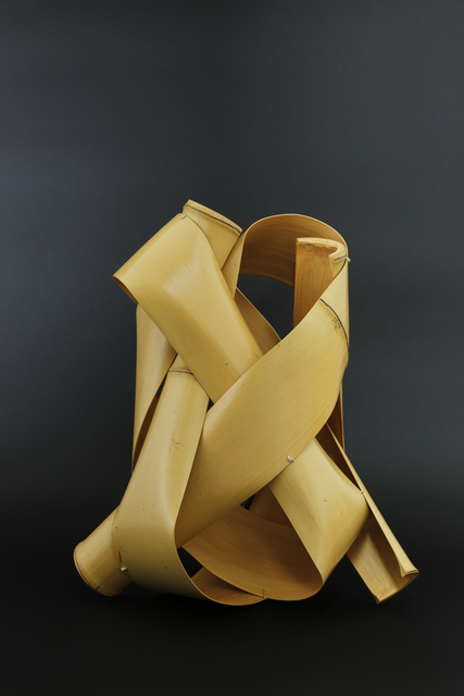 , 'Nositake bamboo basket ' Sakimori ( Soldier ) ',' 2017, Ippodo Gallery