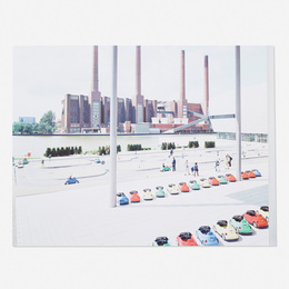 Massimo Vitali, 'VW Lernpark (from the Landscapes with Figures portfolio),' 2006, Wright: Prints + Multiples (January 2017)