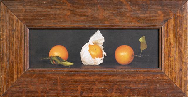 Jefferson Hayman, 'Three Oranges (A Spirited Season)', Gilman Contemporary