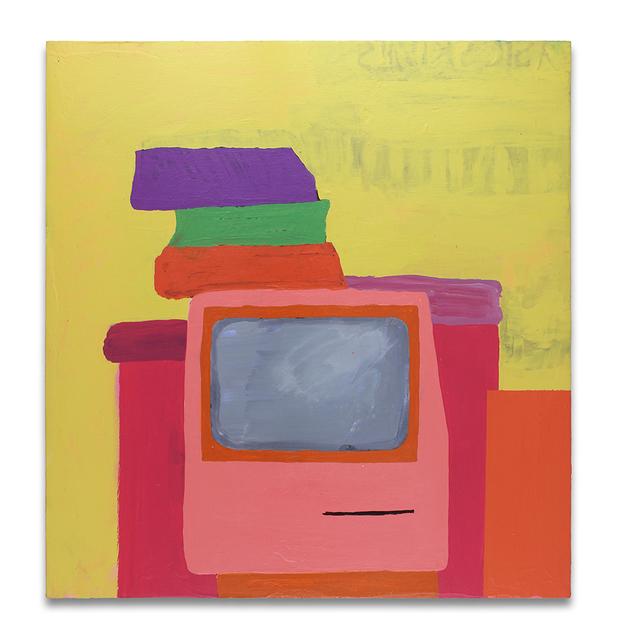 , 'Lil Sister's Pink Mac+,' 2016, Harper's Books