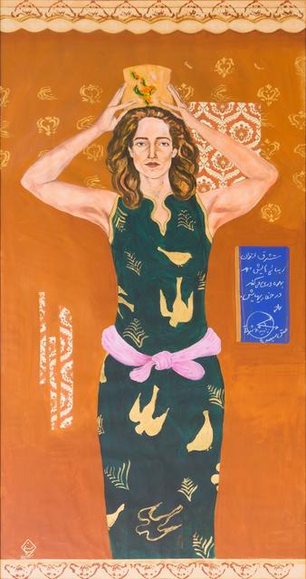Khosrow Hassanzadeh, 'Untitled', 1960, Artscoops