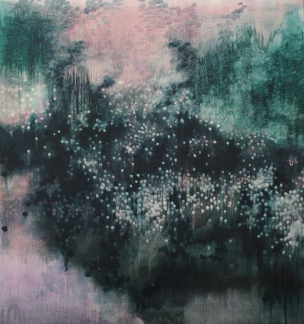 , 'Night Spring,' 2017, Barnard