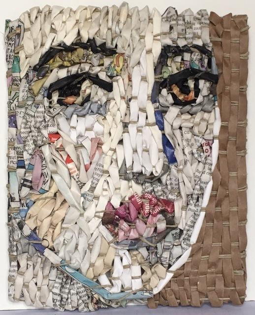 , 'Female Head/Ritratto #3,' 2018, Tansey Contemporary