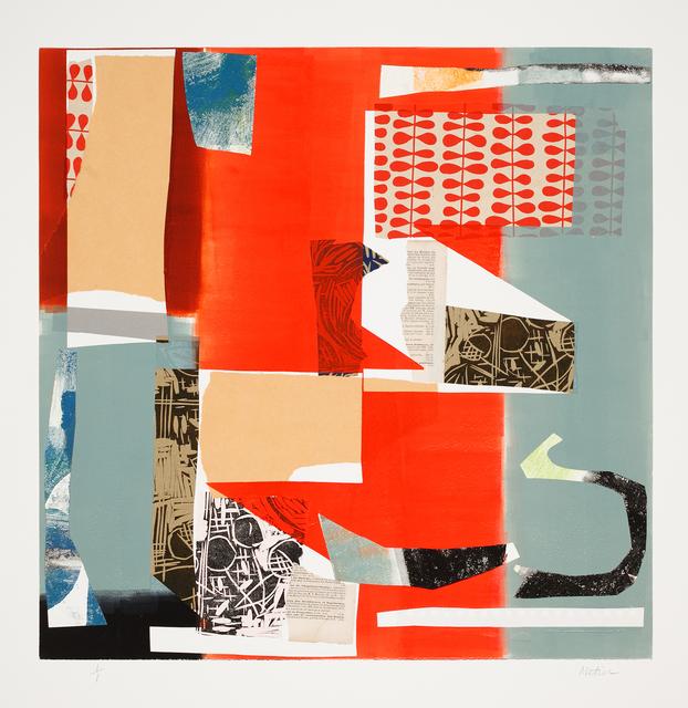 , 'Red Kelly 2,' , William Havu Gallery