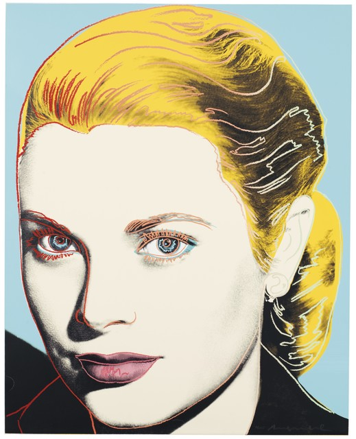 Andy Warhol, 'Grace Kelly ', 1984, Coskun Fine Art
