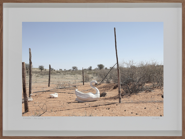 , 'Witdraai I, Kalahari, South Africa, September 2012,' 2012, Barnard