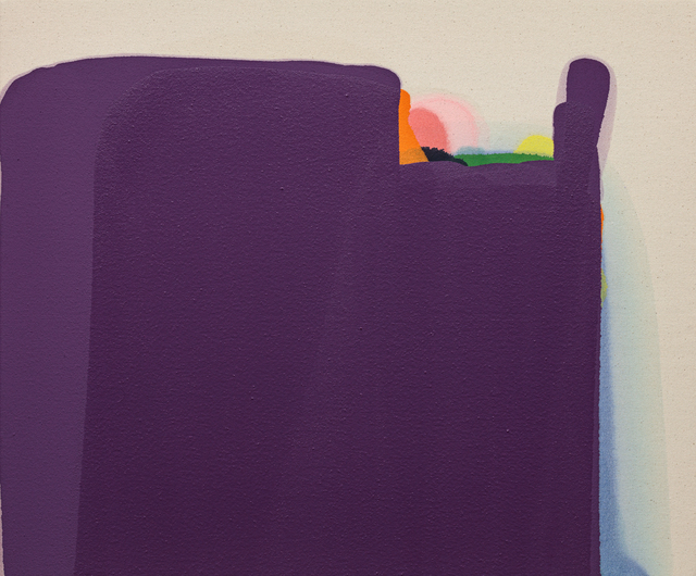 , '40ft,' 2020, Galerie Kornfeld