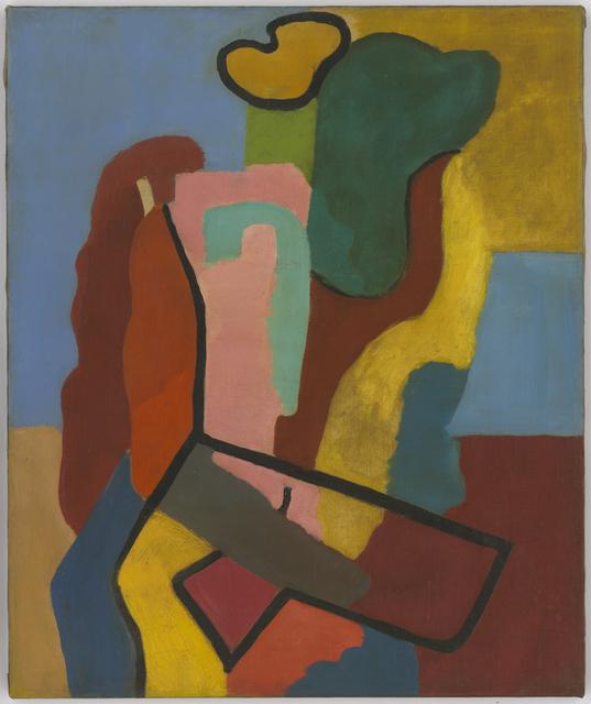 , 'Figure,' 1940, Dolan/Maxwell