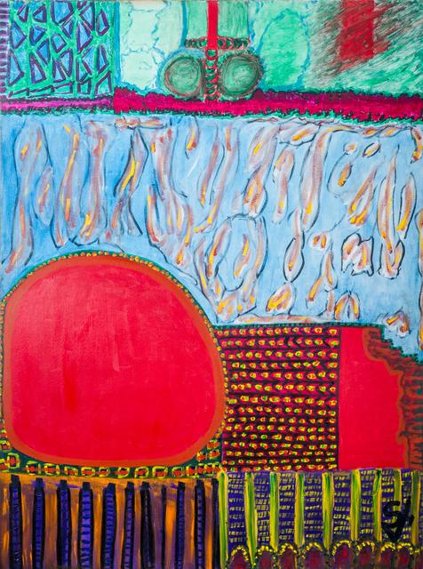 , 'Resurrection,' 2012, Sue Layman Designs