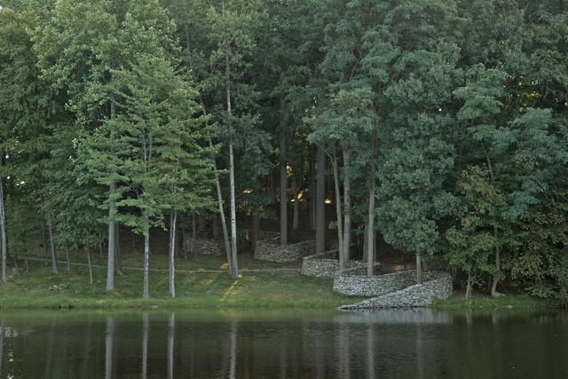 Andy Goldsworthy, 'Storm King Wall', 1997-1998, Storm King Art Center