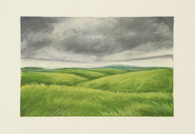 Katie Weiss, 'Prairie Grasses', 2016, Prince Street Gallery