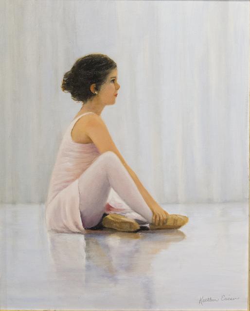 , 'Dancer,' 2017, Eastend Studio and Gallery