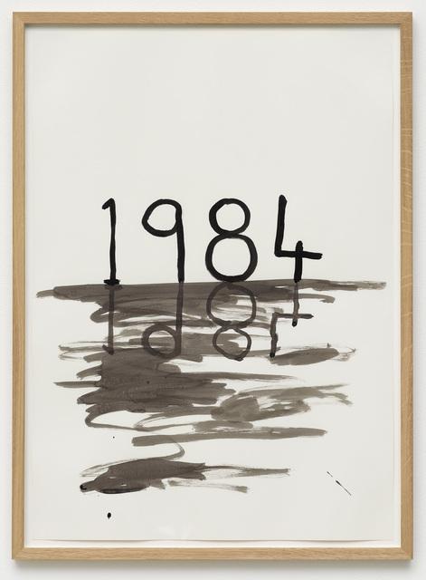 , 'Untitled (1984),' 2008, Galleri Nicolai Wallner