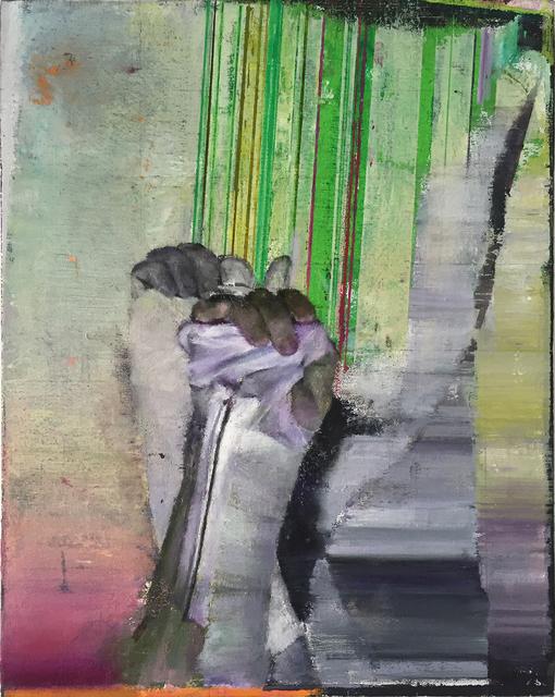 , 'Kult IX,' 2016, Parafin