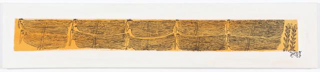 , 'Untitled (10 Pajaros),' 2017, Creativity Explored