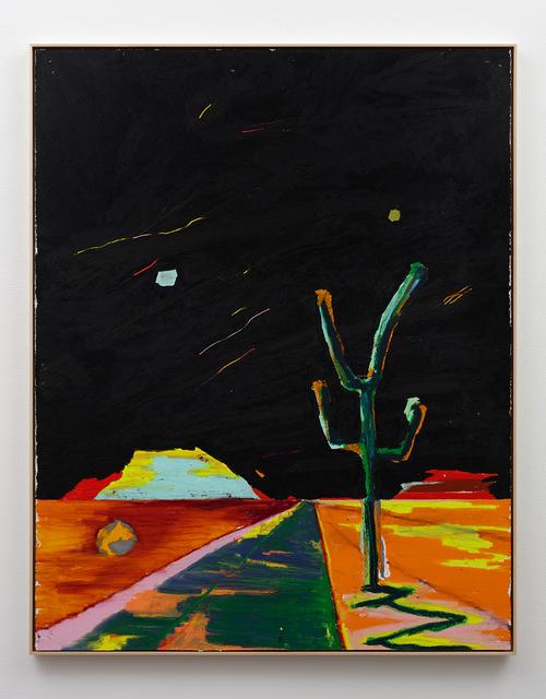 , 'Untitled (Far Far West For Far East),' 2016, David Kordansky Gallery