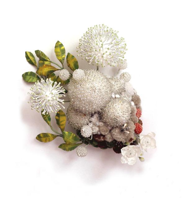 Amy Gross, 'Cephalanthus Biotope', 2019, Momentum Gallery