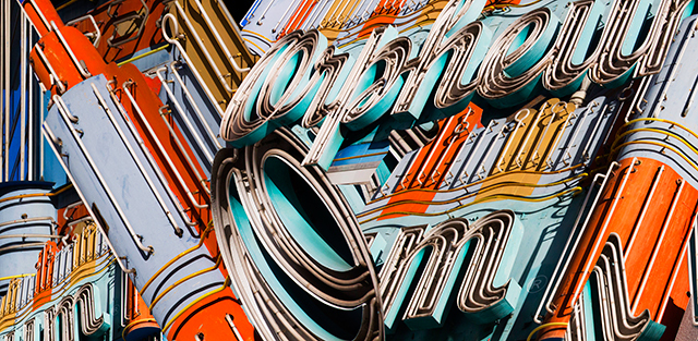 , 'Downtown LA Orpheum,' 2014, Craig Krull Gallery