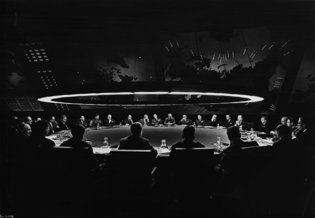 , 'Dr. Strangelove or: How I Learned to Stop Worrying and Love the Bomb, directed by Stanley Kubrick (GB/United States; 1963-64). ,' 1963-1964, Contemporary Jewish Museum