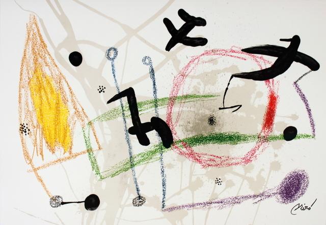 Joan Miró, 'Maravillas #1057', 1975, ArtWise