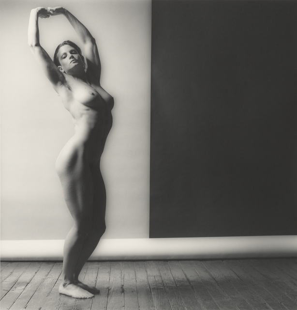 , 'Lisa Lyon,' 1982, J. Paul Getty Museum