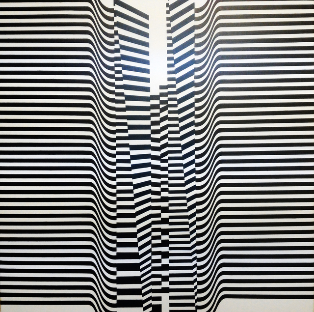 , 'Stripe generator,' 2017, RoFa Projects