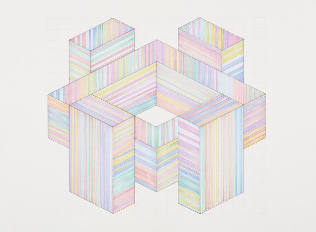 , 'Colosseum,' 2015, Taubert Contemporary