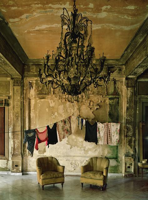 , 'Isabella's Two Chairs, Havana,' 2000, Holden Luntz Gallery