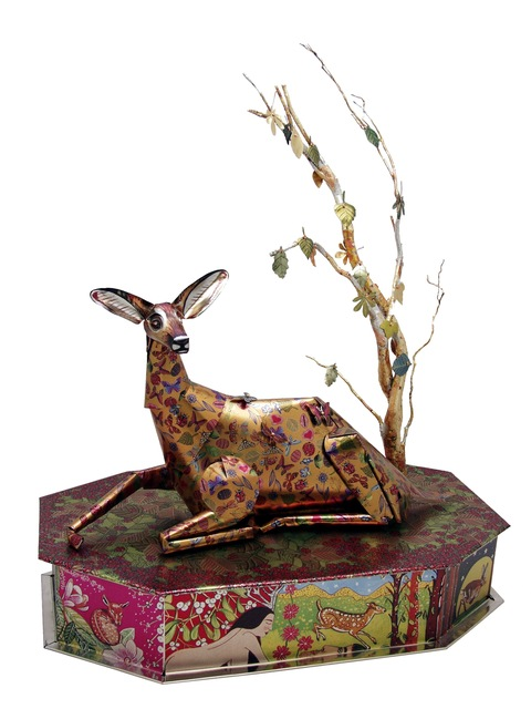 , 'And Then I Saw a Deer,' 2006, Crafts Council