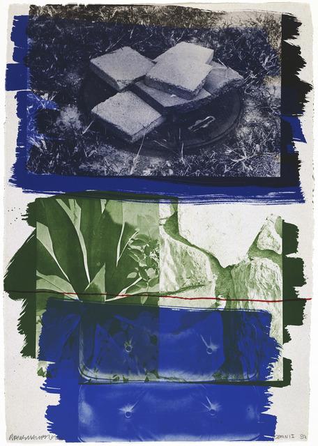 Robert Rauschenberg, 'Viaduct', 1991, Gemini G.E.L.
