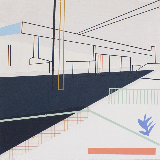 Mairi Timoney, 'Structure I.', 2018, Blanca Soto Arte