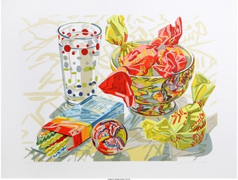 Janet Fish, 'Candy,' 1996, Heritage Auctions: Valentine's Day Prints & Multiples