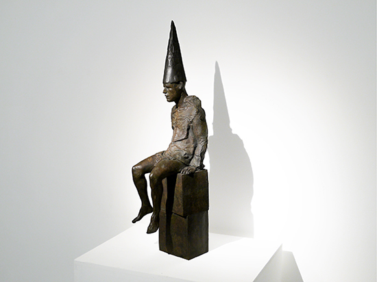 , 'Dunce,' , Hugo Galerie