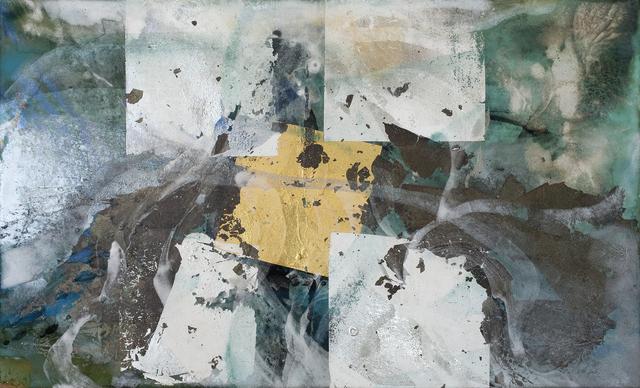 , 'Making Inside Gold,' 2016-2017, Artrue Gallery
