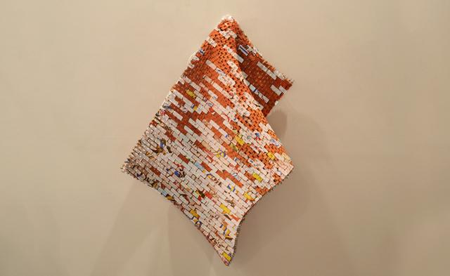 , 'Hanging Rug I,' 2017, Leila Heller Gallery