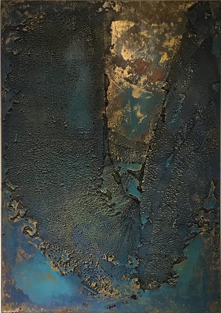 , 'A-35,' 2018, Amy Li Gallery